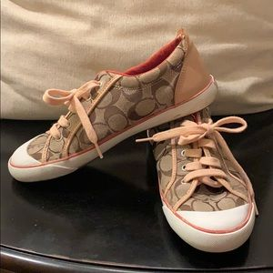 Coach low-top sneakers